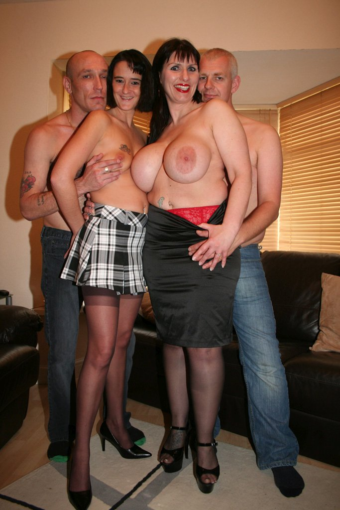 Real Couple Share Wife