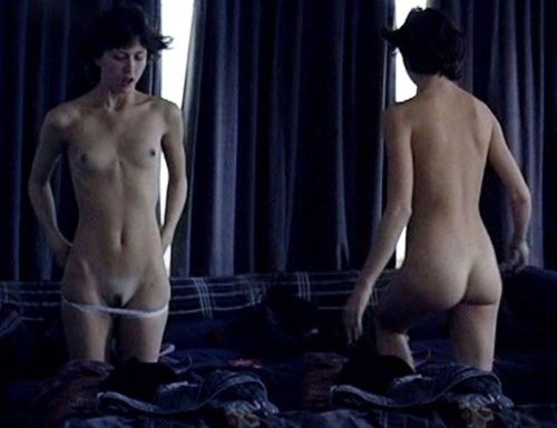Alice Braga  nackt